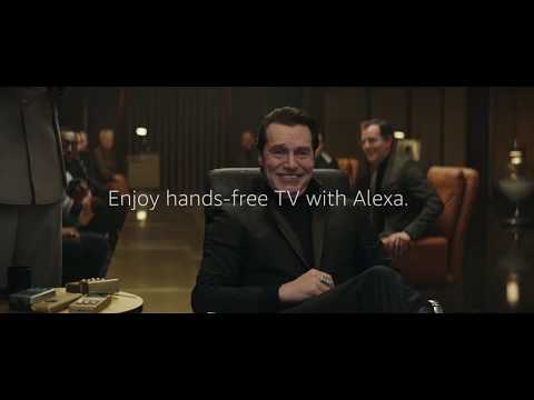 amazon.co.uk & Amazon Discount Codes video: Amazon Fire TV: Villain