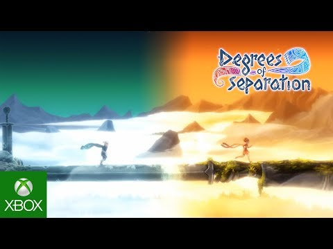 DEGREES OF SEPARATION – Launch Trailer