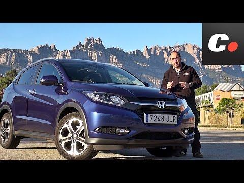 Honda HR-V SUV 2015 / 2016 | Prueba / Análisis / Test / Review en español | coches.net