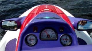 1997 kawaski 750 zxi jet ski - youtube