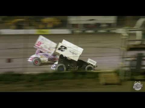 ASCS Frontier Highlights Big Sky Speedway 8 28 21 - dirt track racing video image