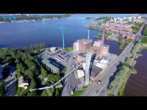Kauppakeskus Wasa Station – liiketila uudesta tapahtumakeskuksesta. Tutustu hankkeeseen myös osoitteessa yit.fi/wasastation