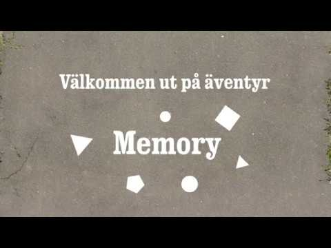 Välkommen ut - Memory