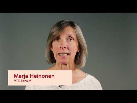 Marja Heinonen: Muutos on mahdollisuus