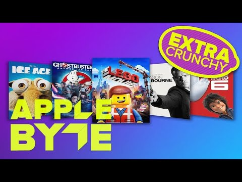 Movies Anywhere is a must have for your iOS devices and Apple TV (Apple Byte Extra Crunchy, Ep. 105) - UCOmcA3f_RrH6b9NmcNa4tdg