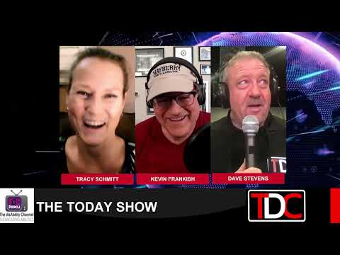 , TDC –  TDC TODAY SHOW & Celebrity Kevin Frankish talk 'Mental Health' & Superbowl 55, Wheelchair Accessible Homes
