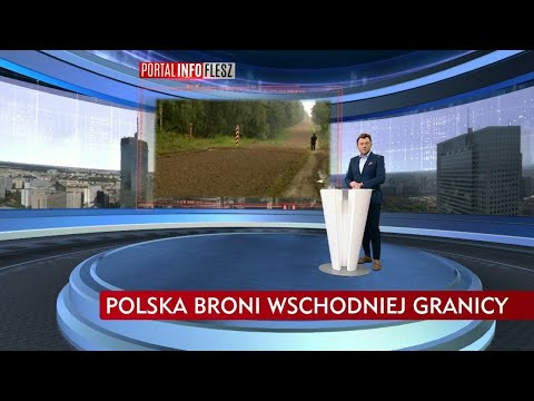 Portal #InfoFlesz | Polska odpiera hybrydowy atak na granicy, rośnie liczba zakażeń COVID-19