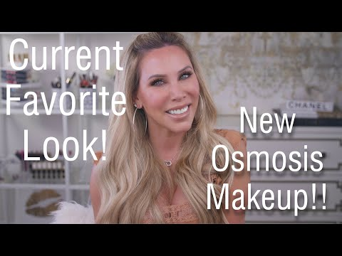 GRWM! Current Favorite Look | Introducing Brand New Osmosis Makeup!