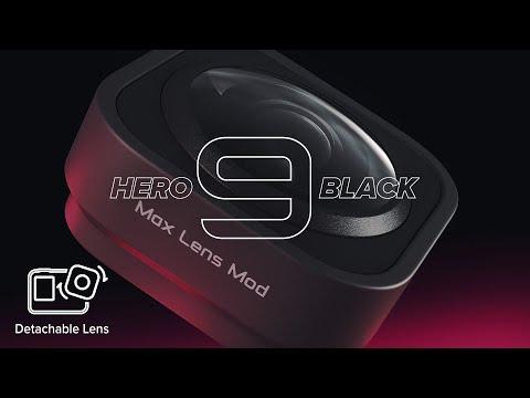 GoPro: HERO9 Black | MAX Lens Mod