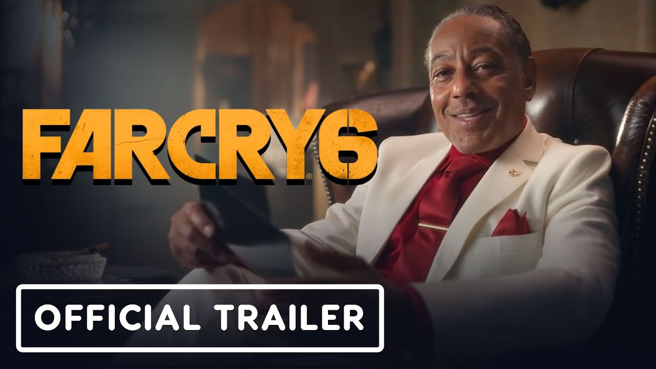Far Cry 6: Giancarlo Answers Fan Mail – Official Trailer