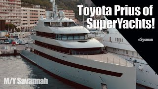 Can a SuperYacht be Eco-Friendly?