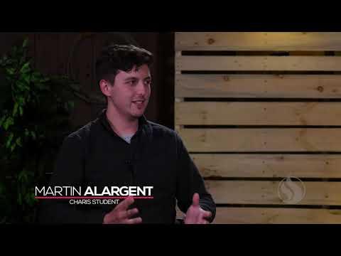 Charis Talk - Martin Alargent Teaser