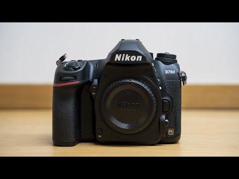 Videorecenze Nikon D780 tělo