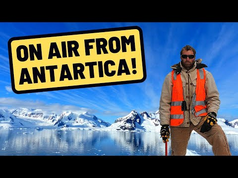 CQ DX from Casey Station, Antarctica - An Interview with Paul VK0PD