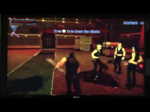 Metalocalypse Dethgame, Trash the fans gameplay - default