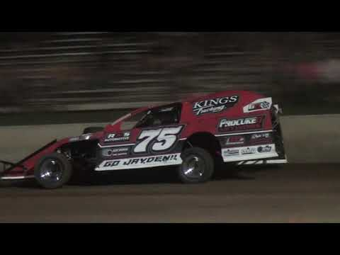 Central Missouri Speedway (July 24th, 2021) A-Mod and B-Mod FEATURES - dirt track racing video image