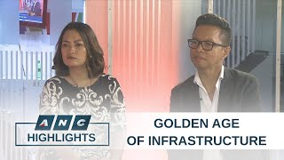 PH in 'golden age' of infrastructure amid