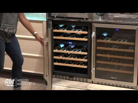 """Dacor Renaissance 24"""" Stainless Steel Wine Cellar RNF242WCL - Overview"""