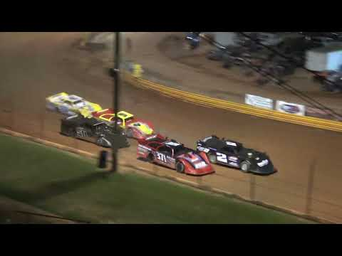 Limited Late Model at Lavonia Speedway July 23rd 2021 - dirt track racing video image