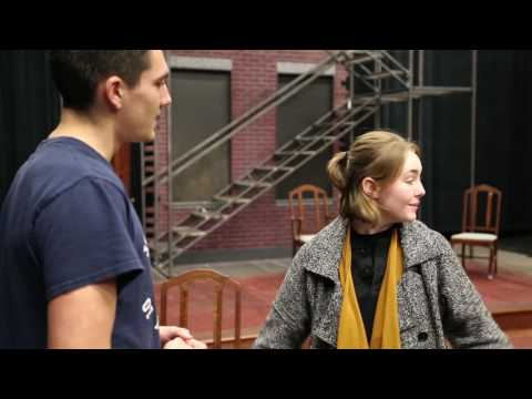 Behind the Scenes: Butler Theatre's The Glass Menagerie
