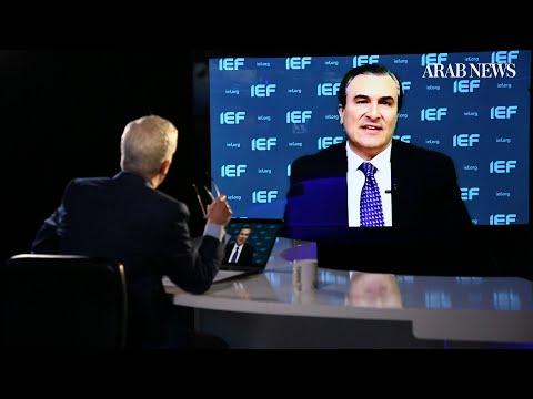 Frankly Speaking | S1 E8 | Secretary General of International Energy Forum Joseph McMonigle
