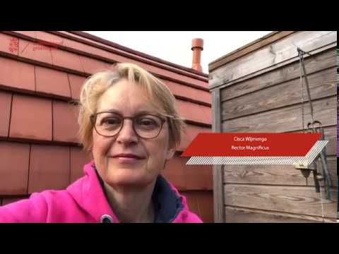 #AskourRector: a video message from Cisca Wijmenga #5. photo