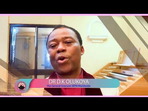 Special Announcement from Dr. D.K Olukoya(G.O MFM WORLD)