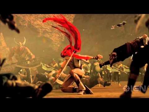 Teaser Trailer For The Heavenly Sword Movie - UCKy1dAqELo0zrOtPkf0eTMw