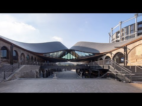 360-degree video: Coal Drops Yard by Heatherwick Studio | Architecture | Dezeen