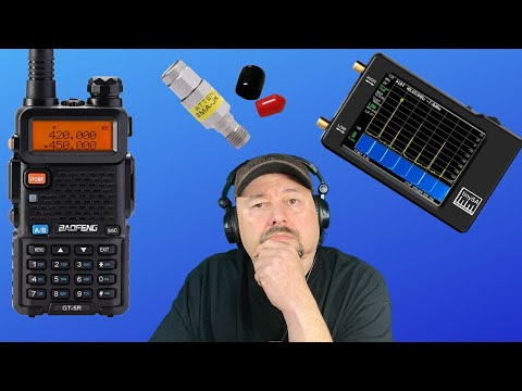 Testing Baofeng Spectral Purity with the TinySA - Ham Radio
