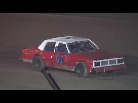 Street Stock B-Feature at Silver Bullet Speedway, Michigan on 06-27-20! - dirt track racing video image