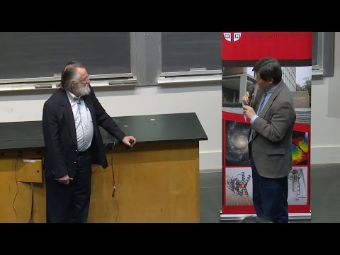 2017 AO Williams Lecture: John Reppy