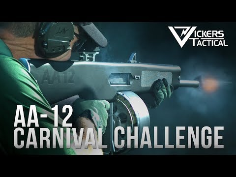 AA-12 Carnival Challenge