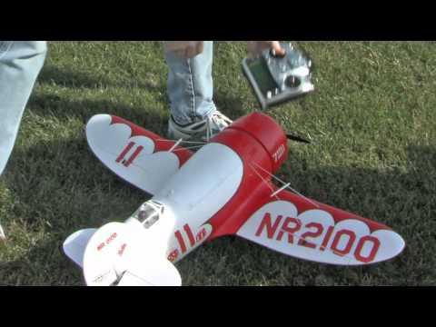 Spotlight: Great Planes® ElectriFly® Gee Bee Rx-R™ - UCa9C6n0jPnndOL9IXJya_oQ