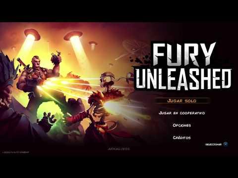 Fury Unleashed (Capítulo 1) Demo PS4