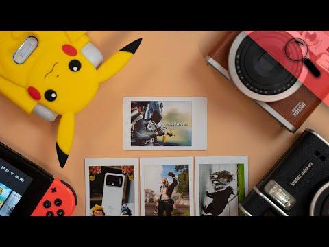 Az instant fotózás újra menő | Fujifilm Instax bemutató