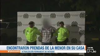 Un primo sería el responsable del crimen de una niña en Santander