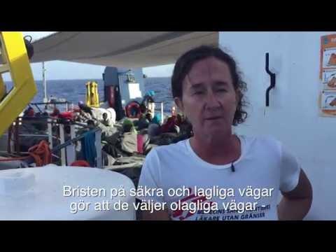 Astrid Börjesson på Dignity I