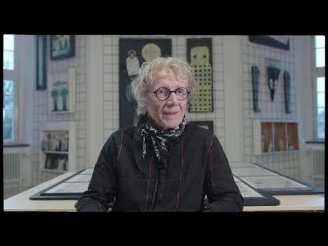 Jan Håfström -  Barnet i tornet, textad på svenska.
