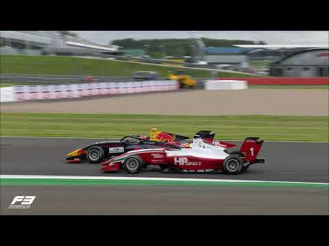 Top 5 Formula 3 Moments | 2020 British Grand Prix
