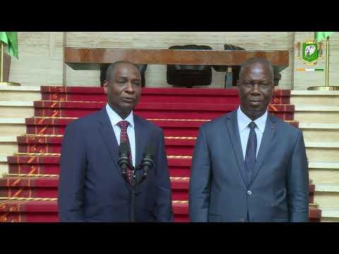 Entretien avec Adama Ouane, Administrateur, Envoyé Spécial de la SG de la Francophonie
