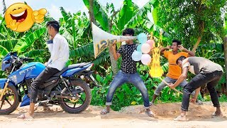 Must Watch Best Funny😂 😂Comedy Videos 2019 - Episode 55 !! Funny Vines !!#BindasFunBoys