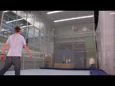 Quadrocopter Ball Juggling, ETH Zurich - UCNmQHd2GSgw-y3hykUJ-sxA