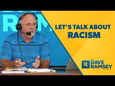Let's Talk About Racism...