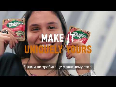 Make It with Mondelēz  International Ukraine