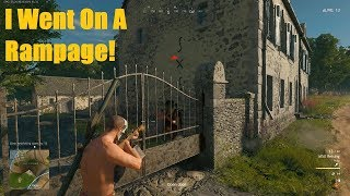 Going On A Rampage! Only To Be Killed By A Bot?!? - Cuisine Royale Gameplay