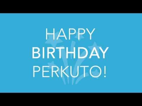 Happy Birthday Perkuto!