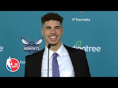 LaMelo Ball on Michael Jordan playing his dad: 'We know how it would turn out'   NBA on ESPN