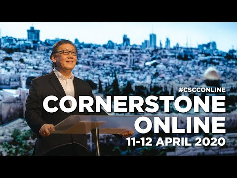 11-12 April 2020  The Divine Pause  Ps. Yang  Cornerstone Community Church  CSCC Online
