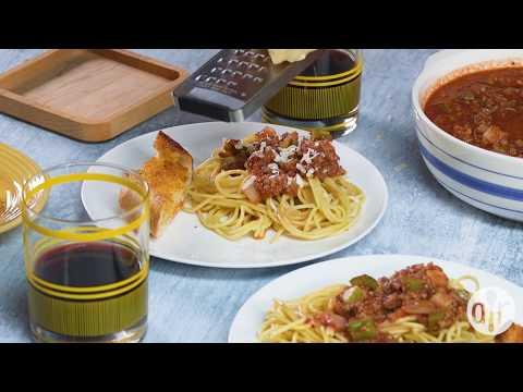 How to Make Kay's Spaghetti and Lasagna Sauce | Pasta Recipes | Allrecipes.com